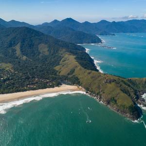 Ilha Bela/SP - Praia do Bonete