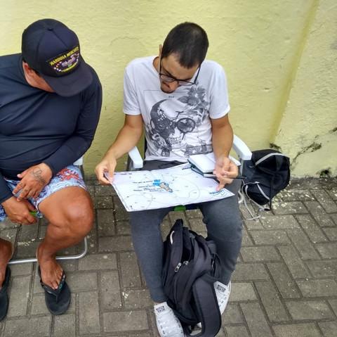 Subsídios Técnicos e Mobilização Social para o Plano de Ordenamento Turístico da Ilha da Queimada Grande