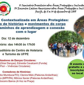 SAPIS Seminário Áreas Protegidas e Inclusão Social