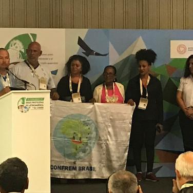 Atividades Participação da CONFREM no III Congresso de Áreas Protegidas da América Latina e Caribe