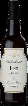 Bodegas_Emilio_Hidalgo,_Fino_Seco_Jerez-