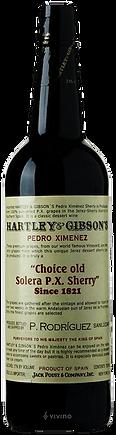 Hartley___Gibson,_Pedro_Ximénez_Choice