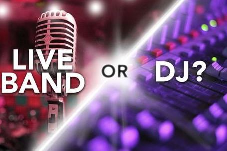 Bands and DJs V's DJs Alone