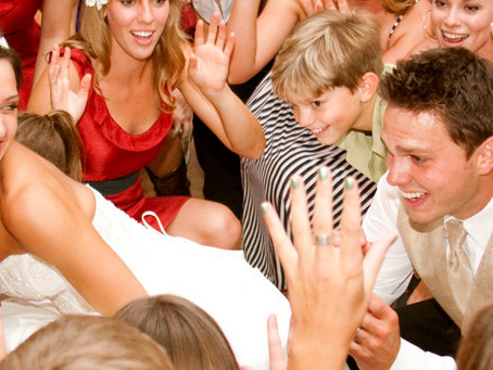 """Wedding DJ Planning: """"Help! I've never done this before…"""""""