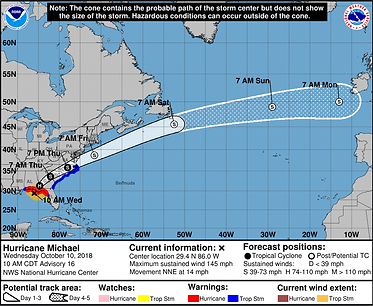 Hurricane Michael Tracking 2018.png