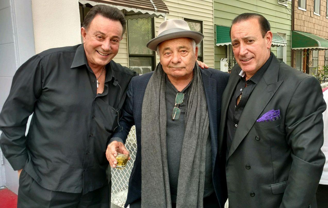 Tony,Burt Young,Sal G in the Brawler (1)