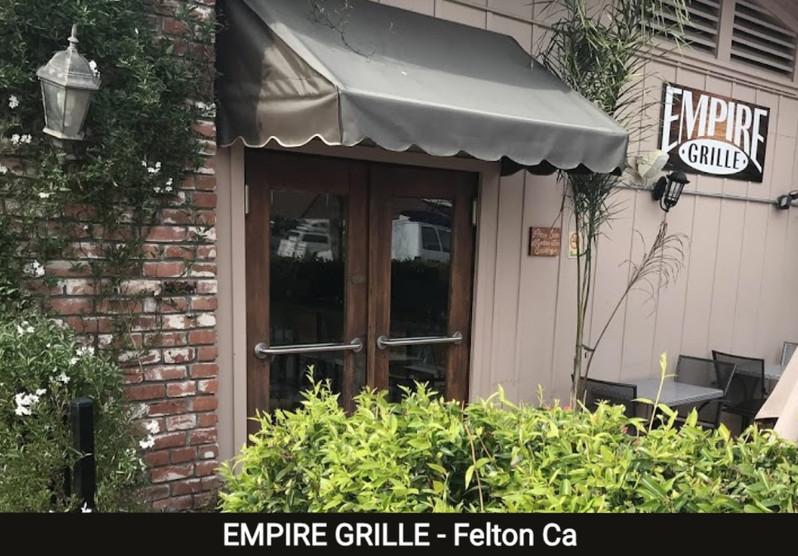 Empire Grille Felton Ca