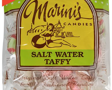 1/4 bag of Marini's Taffy