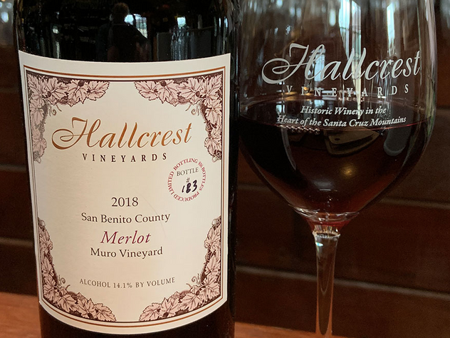 Hallcrest Wine