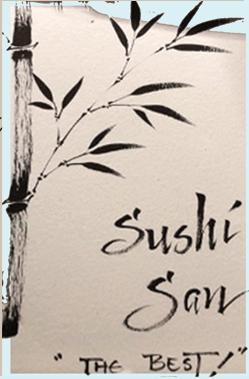 Sushi San - Felton
