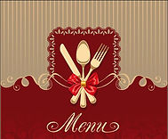 Elegant Red Menu Cover.JPG