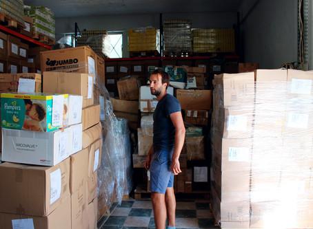 Transport nach Samos