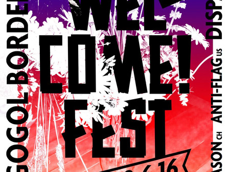WELCOME! Fest