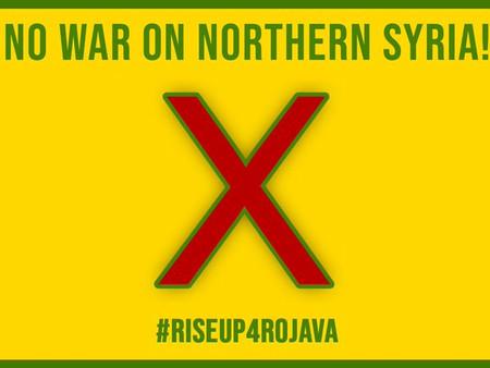 Angriff auf Rojava