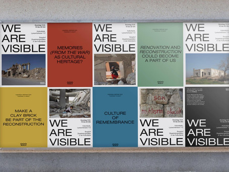 «we are visible»