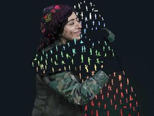 Künstlerische Beiträge für Rojava