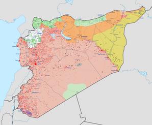 Rojava und der Angriff der Türkei auf Syrien
