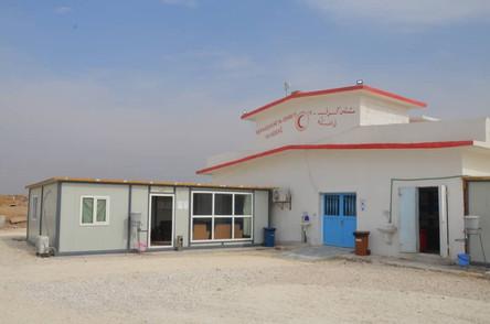 Beatmungsgerät - Kampagne für Rojava