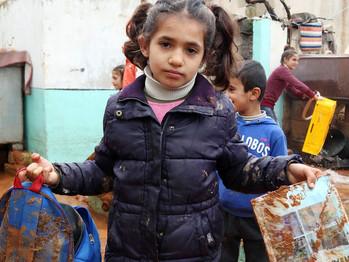 Unterstützung Region Shehba, Rojava