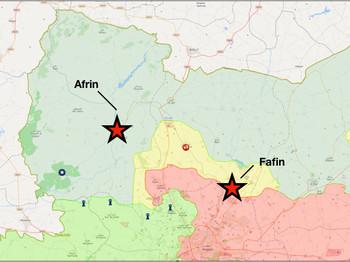 Spital Fafin, Al Shaba Provinz, Rojava – SYR
