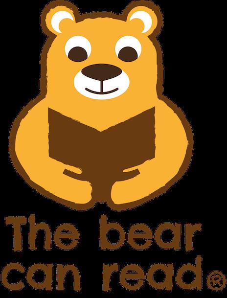 The bear can read