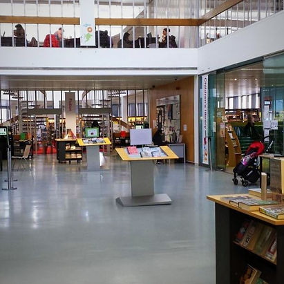 Swiss Cottage Library