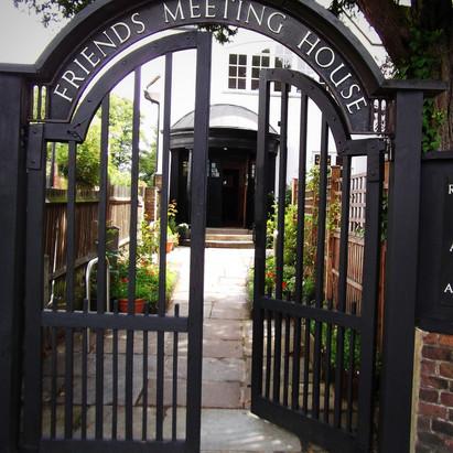 The Quaker (Friends) Meeting House