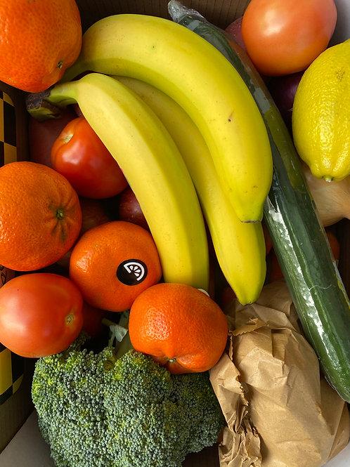£10 Fruit and veg box