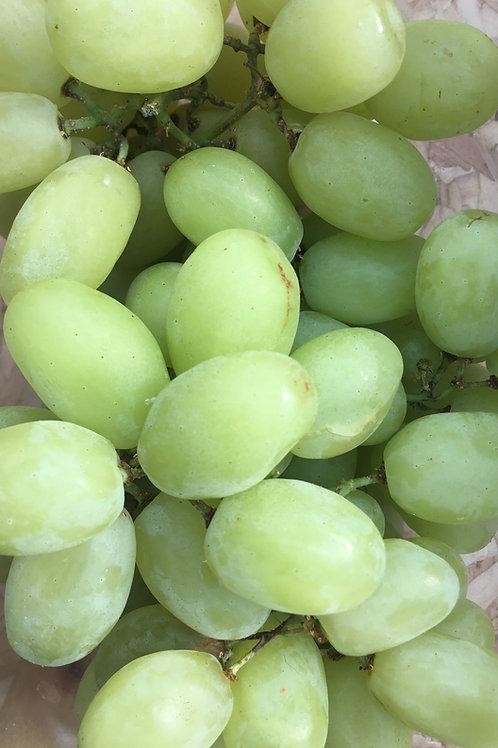Green seedless Grape 250g
