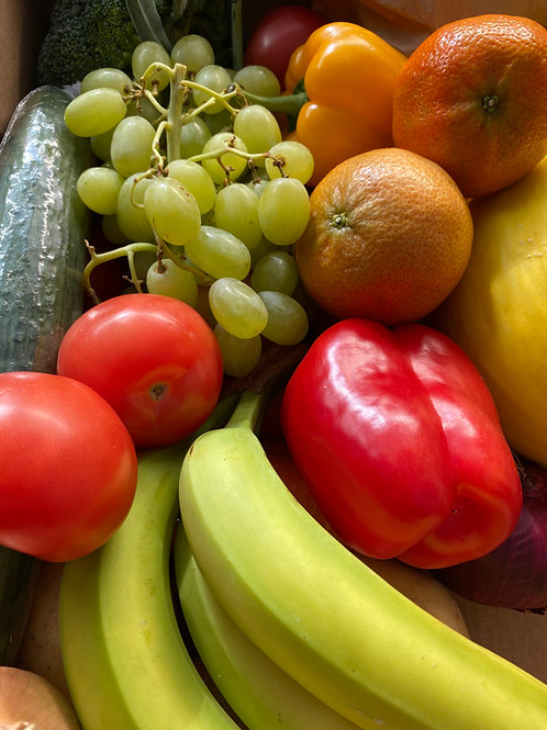 £15 Fruit and veg box