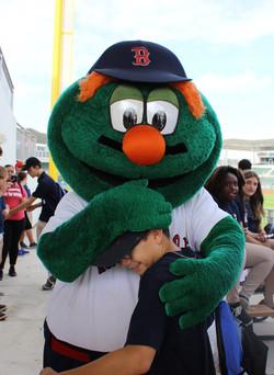 Joy at the Ballpark!