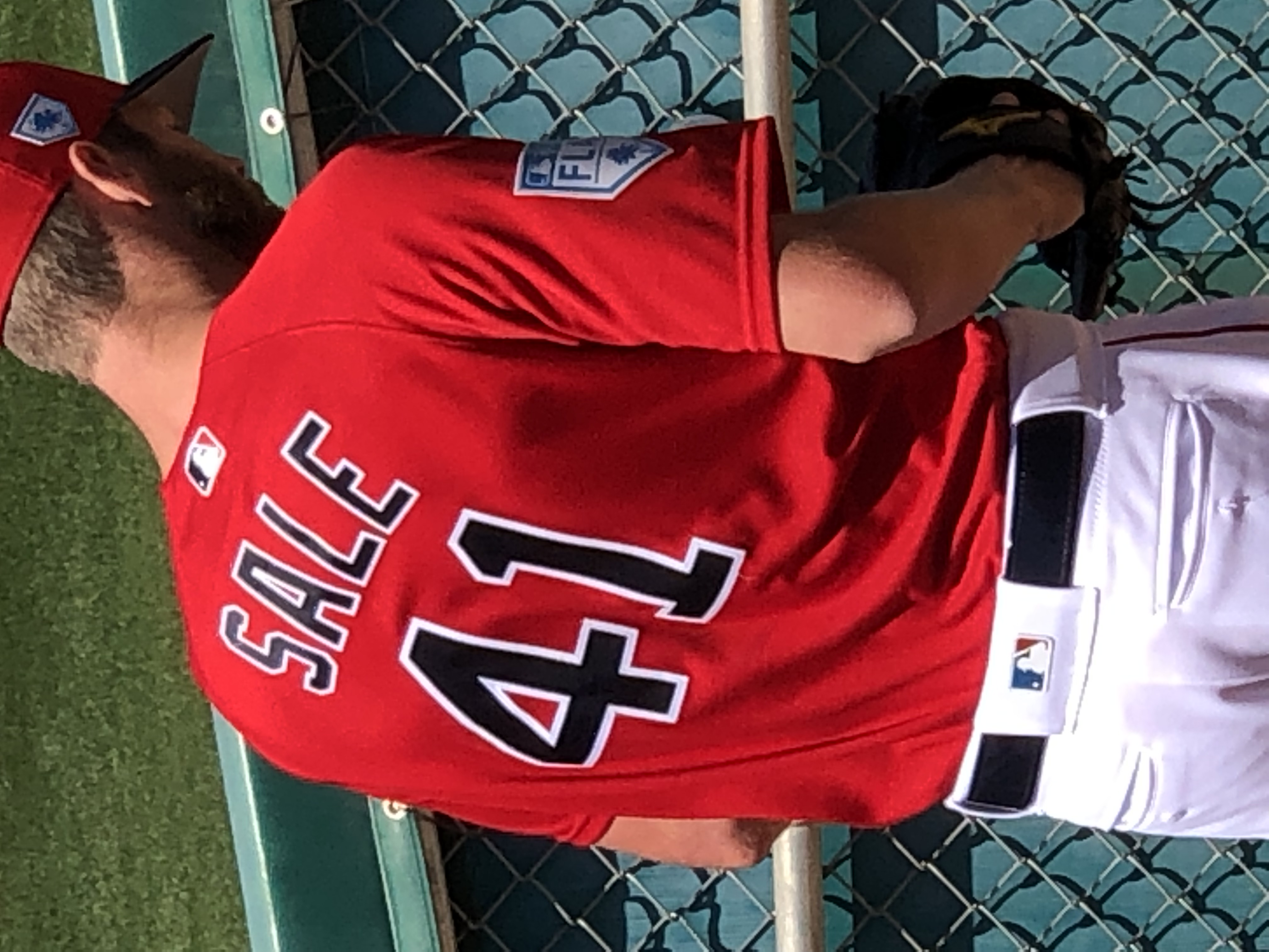 Home Town Guy - Chris Sale