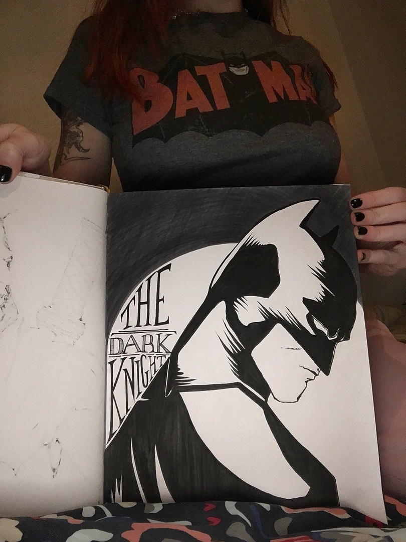 BATMAN #4, 2019