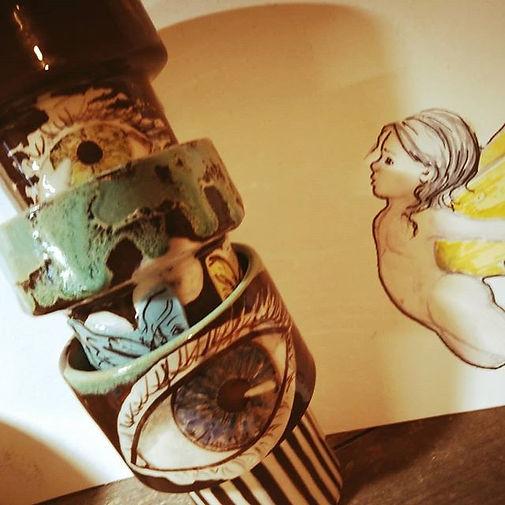 #artisanatfrancais #ceramique #ceramic #