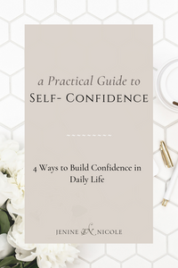 Learn how to gain confidence in your daily life with small and practical self-confidence building tips. Read more for the benefits of being confident in yourself and for 4 everyday things that you can do to exercise your confidence muscle on a daily basis.