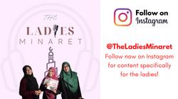 the ladies minaret