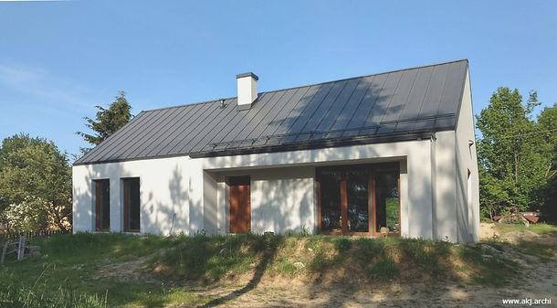 dom jednorodzinny, energooszczędny, architekt domów lublin, jaraszkiewicz