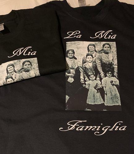Custom Vintage Family Tee-Shirts ~ Cotton
