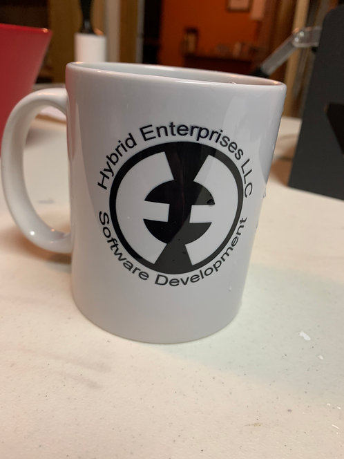 Corporate Promotional Coffee Mugs