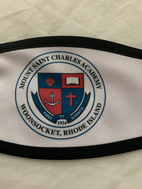 Mount St Charles Back To School Mask