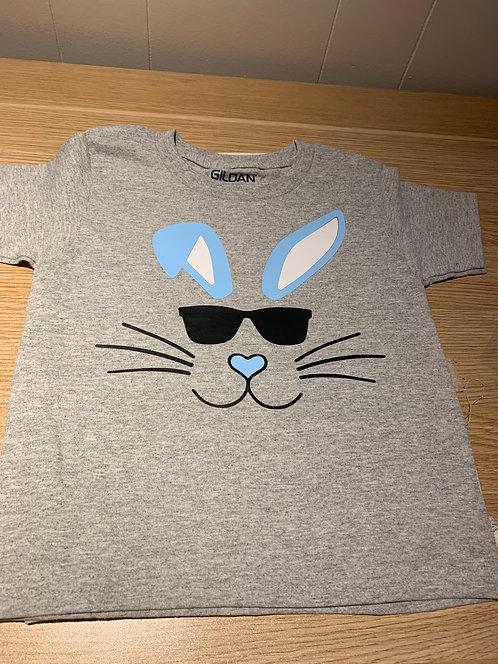 Kids Tee Shirt Easter , Heat Transfer