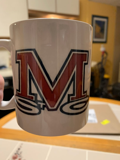 Custom Mount Saint Charles Coffee Mug