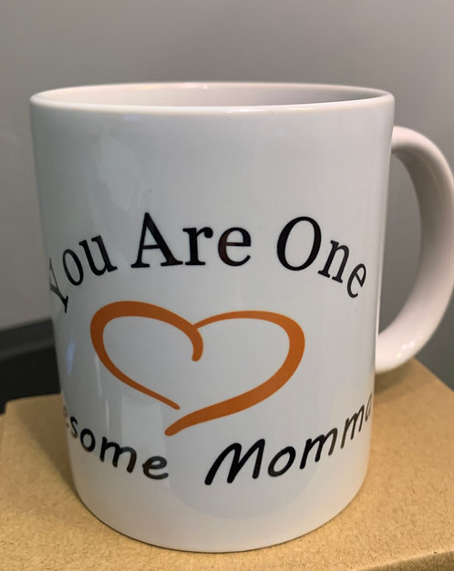 Mother's Day Coffee Mug ~ Custom made & Personalized