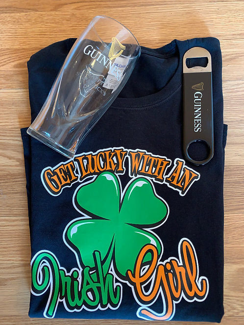 Get Lucky With An Irish Girl