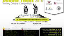 SDATT judges 2018 Clash of the Debate Titans