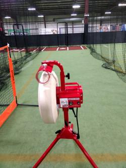 Softball Machine