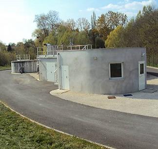 Station de Guîtres