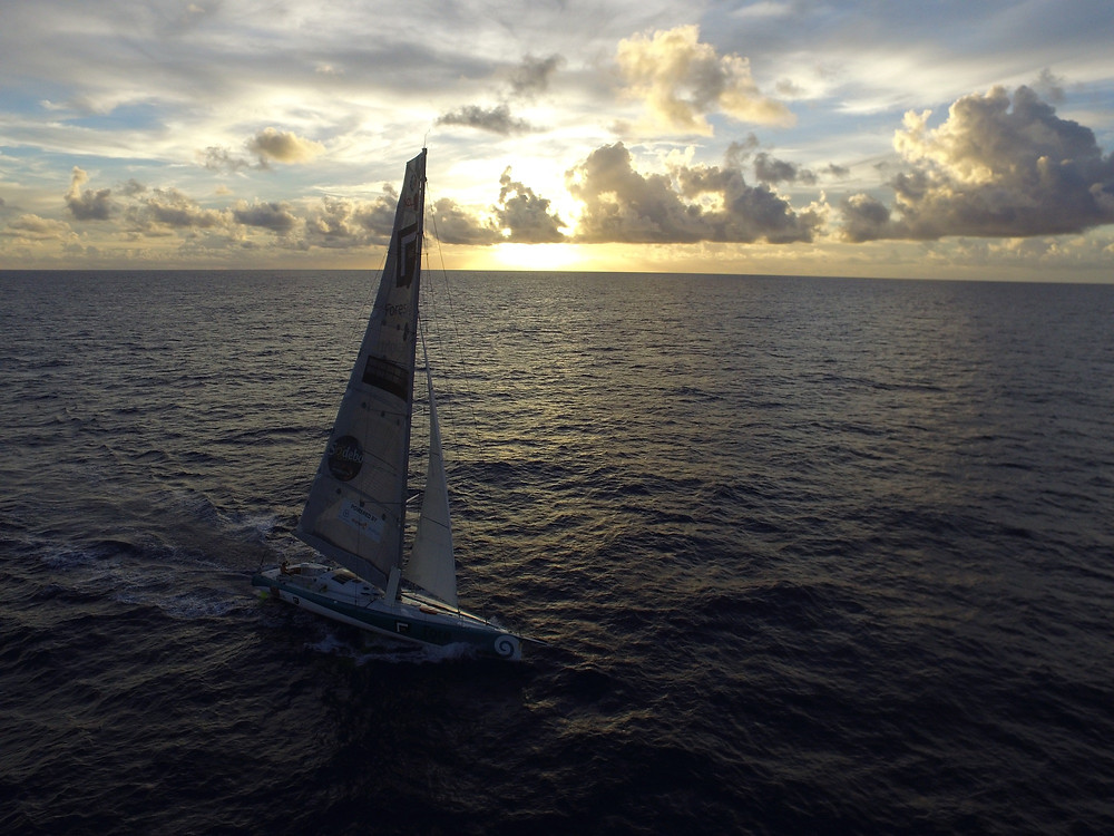 © Foresight Natural Energy Conrad Colman #vendeeglobe