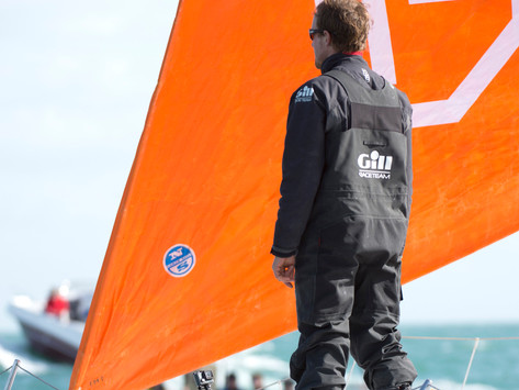 Conrad finishes his Vendée Globe in 110 days 1 hour 58 minutes