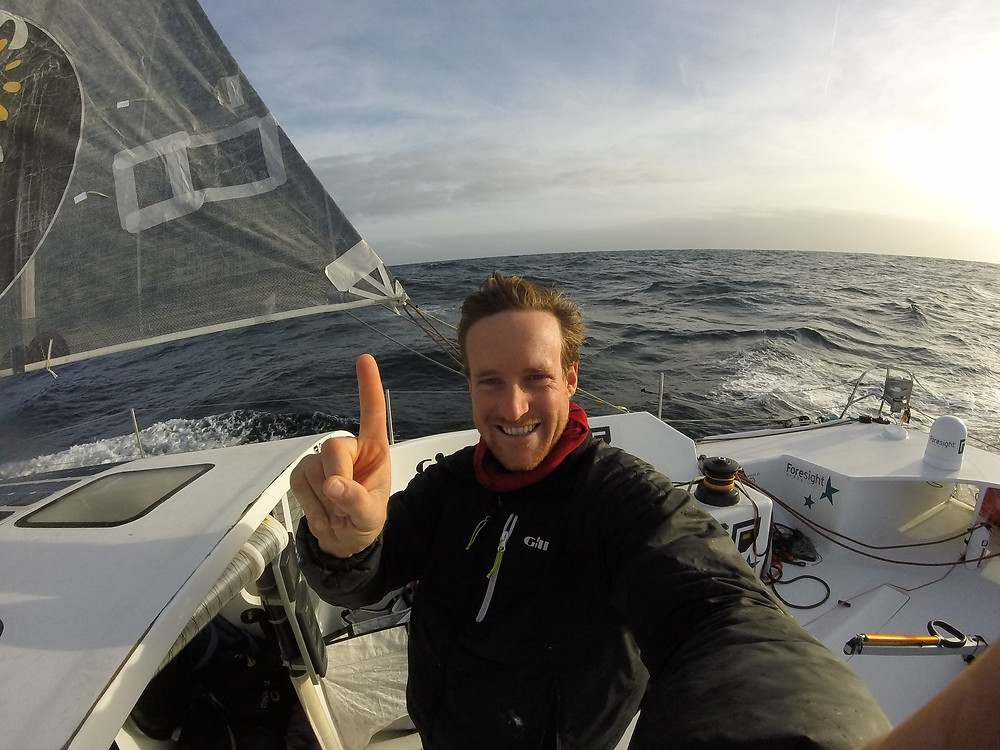 © Foresight Natural Energy/ Conrad Colman #vendeeglobe